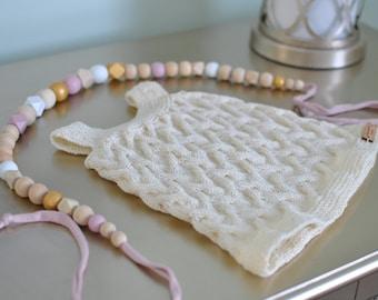 Wee Penelope Baby Dress PDF pattern
