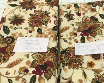 SALE - Almost four yards of Premium Cotton Quilt Weight Fabric