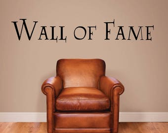 Wall Of Fame.  - 0246 - Employee - Achievement - Success - Famous - Distinguished - Honor