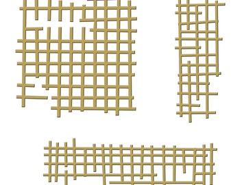 Cross Hatch Texture