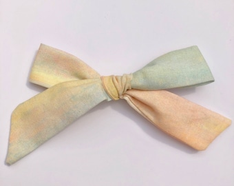 Large Skinny Rifle Paper Watercolor Bow