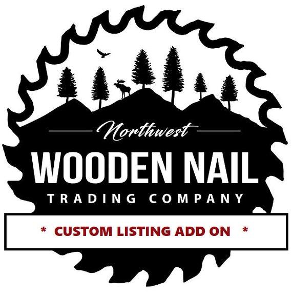 Custom Barn Door Pull Add-on