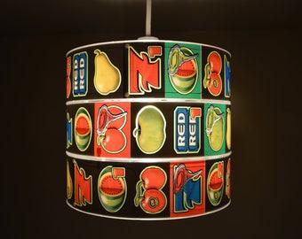Slot machine Lampshade (Twister)