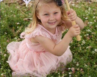 SALE!!! The ORIGINAL Olivia PINK Flower Girl Lace Dress, made for girls, toddlers, infants, ages 2T,3T,4T,5T
