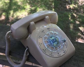 Vintage Stromberg Carlson Rotary Telephone