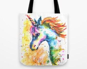 Unicorn Bag Unicorn Tote Unicorn Gifts Cute Unicorn Gift Unicorn Purse Cute Unicorn Bag Unicorn Design Best friend gift Kawaii gifts unicorn