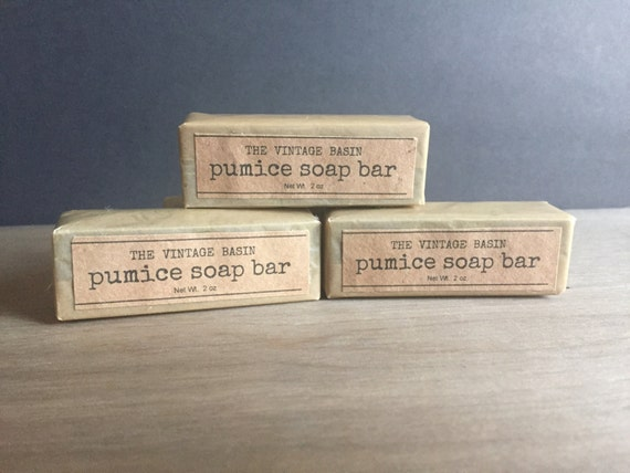 how to use a pumice bar