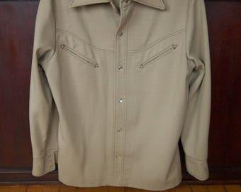 Vintage La Sevilla Western Shirt Jac