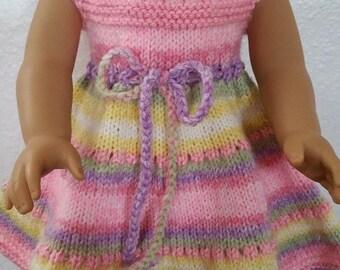 """Spring Dress for American Girl (18"""") Doll"""