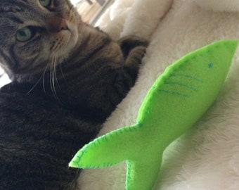 Freddie the Fish, Cat Toy