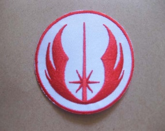 STAR WARS JEDI Patch 3""