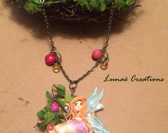 Forest Fairy: Rosa