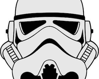 Storm Trooper SVG