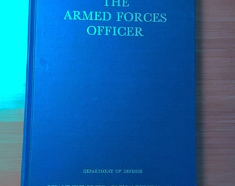 The Armed Forces Officer Manual