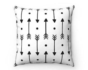 Arrows Decorative Throw Pillow (4 Sizes)