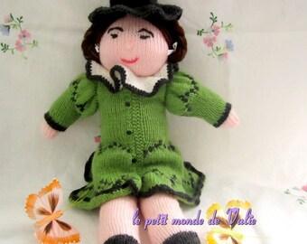 Columbine doll