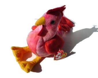 Plush Toy, Chicken, Farmhouse Decor, Baby Shower Gift, Stuffed Animal, Nursery Decor, Farm Animal, Kids Room Decor