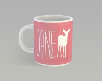 Life Is Strange Jane Deer Max Caulfield Chloe Price Game Mug Coffee Tea Ceramic Cup 11oz