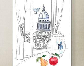 P: Le Panthéon