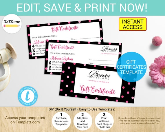 Premier gift certificate premier designs coupon premier te gusta este artculo solutioingenieria Images