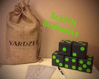 Seattle Seahawks Yardzee