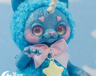 Einhorn Katze 2   Spielzeug   Sweet Lolita Mode   Kawaii Kätzchen   Plüsch