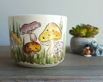 Ceramic Mushrooms Etsy
