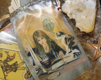 Magic is Afoot Tarot Bag