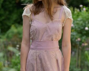 "SAMPLE SALE - Bridal Dress ""Nadja"", Size M"