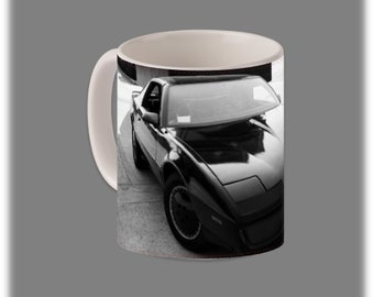 Knight Rider Coffee Cup #1038