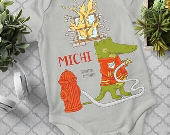 Michi - Live-Saver Iron-On
