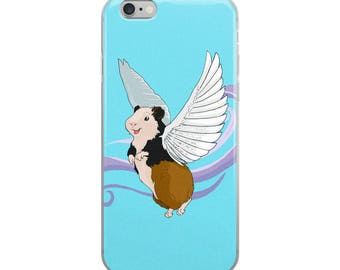 When (Guinea) Pigs Fly iPhone Case