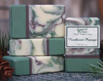 Northwest Passage Handmade Artisan Soap