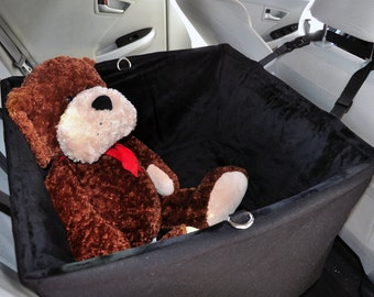Rear Car Seat Cover for Pet, dog car seat