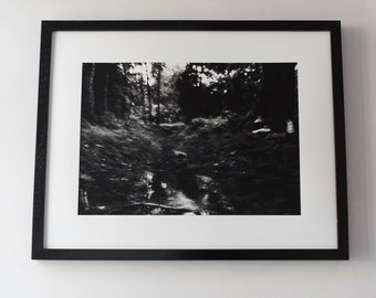 Eerie I, fine art photo print, Nicky Hellemans Photography