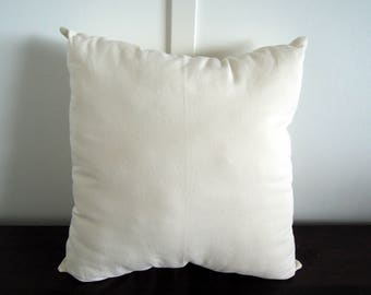 Pillow Inserts, Toss Cushions, Organic Cotton Covers, Recycled Poly-fill, Pillow Forms, Square, Rectangular