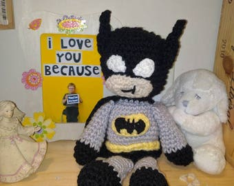 Superhero Stuffies