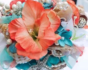 Beach Themed Bouquet
