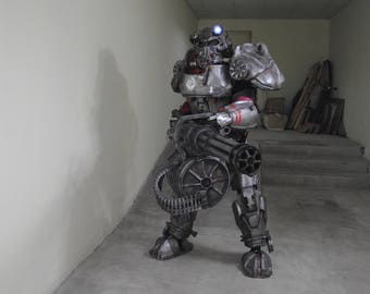 T60 Power Armor Fallout 4 inspired Cosplay costume Kit