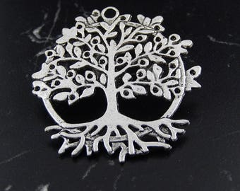 1 tree of life charm pendants