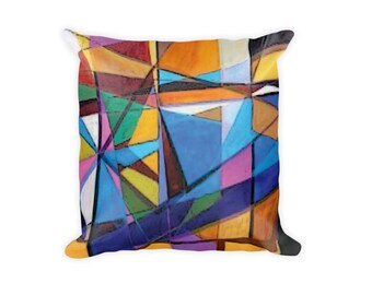 Throw Pillow/ Art pillow