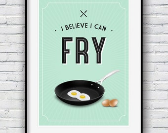 Kitchen wall art, Chef gift, Housewarming Gift, Kitchen prints, Funny prints, Kitchen wall decor, Quote prints, Cooking poster, Funny art
