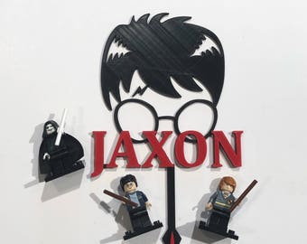 Custom Harry Potter Cake Topper and Figurines