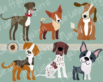 DOGS SERIE 1