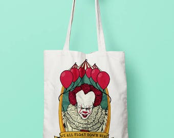 IT/PENNYWISE | | Shopping Bag designed by us, with love.