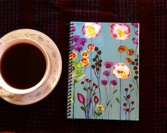 Journal-Garden Flowers