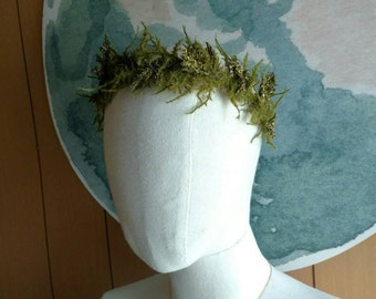 Forest Wreath Crown