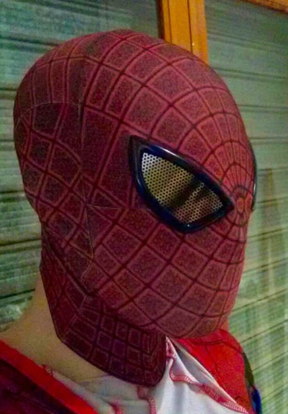 Lenses Lenses The Amazing Spiderman One