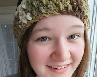 Crochet Headband/ Ear Warmer