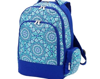 Day Dream Back Pack, Name or Monogram FREE, Book Bag